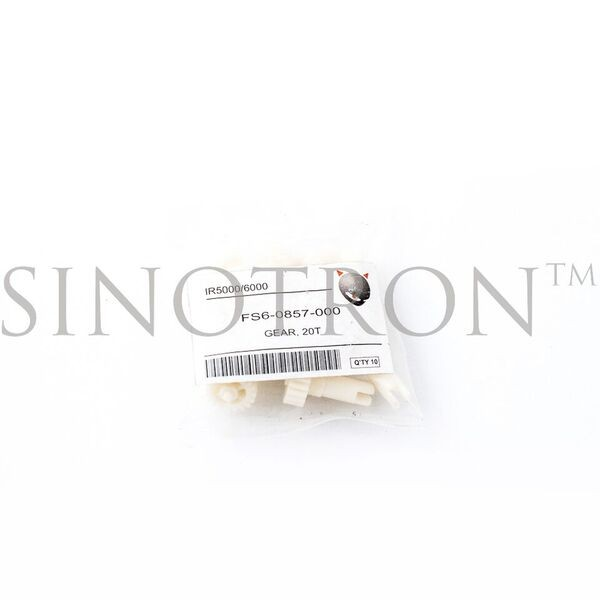 CANON FS6-0857-000 GEAR