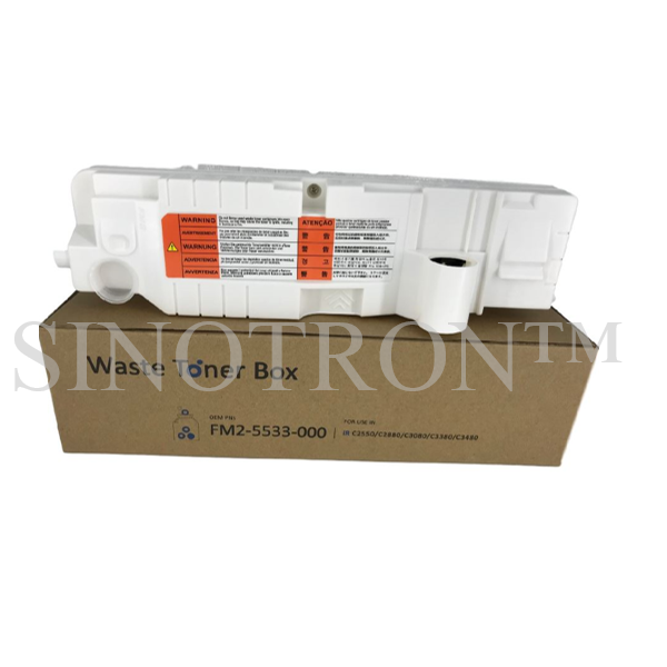 CANON C2550 WASTE TONER BOX